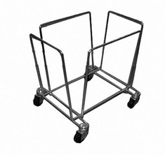 COD. AC167/T - BASE PER TROLLEY 43 LT